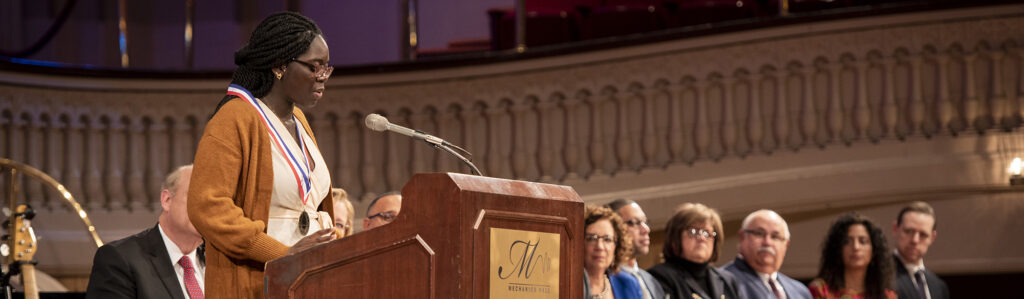 Amina Mohammed, Inauguration