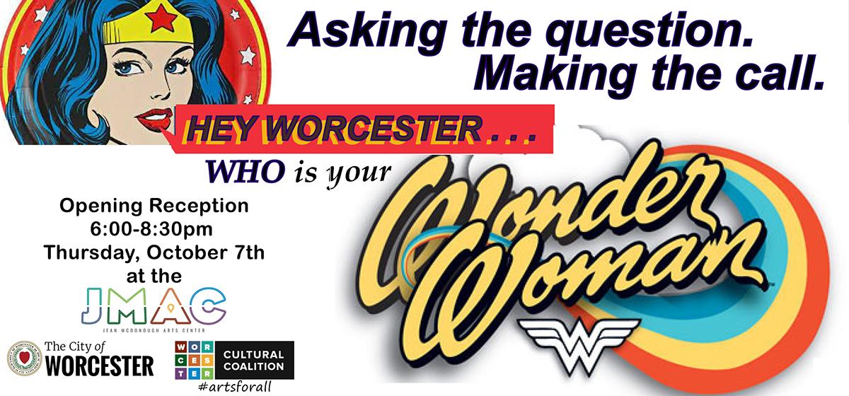Worcester Windows - Wonder Women of Worcester
